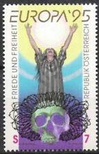 Österreich Nr.2157 ** Europa, Cept 1995, postfrisch