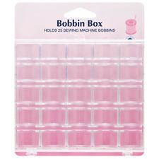 Caja De Carrete Plástico Dobladillo