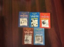 Diary of a Wimpy Kid the getaway,double down,the third wheel,cabin fever,Rodrick