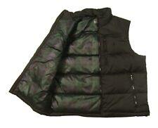 Polo Ralph Lauren Performance Men's Black Water-Repellent Puffer Down Vest