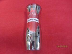 Stella Artois Embossed Skimmer Cup / Holder Brand New Item Pub/Bar/Mancave