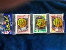 1989 Fleer Basketball Unopened Rack Pack Michael Jordan Front w/ Barkley Sticker