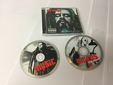 Rob Zombie,White Zombie : Past, Present & Future [CD + DVD] (2003) 2 DISC