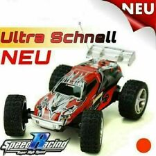RC Super Speed Racing Car Buggy Cross Pkw Cars Auto Off-Road Rennauto WOW K1-Rot