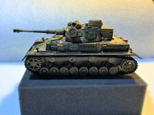 28mm WW2 Rubicon Models Panzer IV Tank Hand Painted for Bolt Action Gaming
