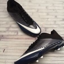 Nike VPR - Navy/Black/White Football Cleats Men's Size 12