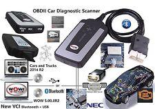 WOW Wurth Snooper Bluetooth OBD2 Diagnosegerät Scanner für PKW LKW