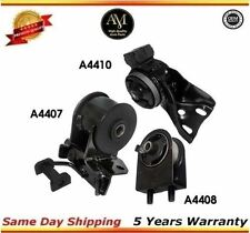 Engine Motor Mounts Front Left Rear Set Kit 2.5L, 3.0 L For Mazda MPV