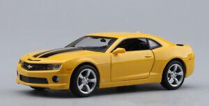 Maisto 1:24 For Chevrolet Camaro Diecast Alloy Car Model Vehicles Mens Toys