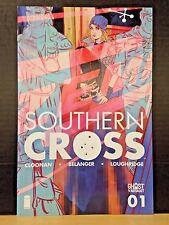 SOUTHERN CROSS #1 (2015) TULA LOTAY GHOST VARIANT IMAGE COMICS