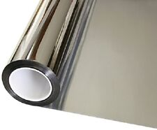 "36 x240"" Window Tint One Way Mirror Film UV Heat Reflective Home heat Insulation"