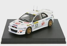 SUBARU IMPREZA WRC PANIZZI RALLYE MONTE CARLO 1999  TROFEU 1/43