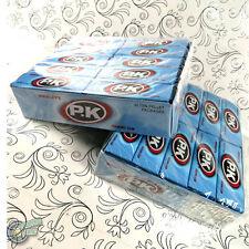 2x 30 PK P K P.K. Licorice Blue Wrigley's Sugarfree Chewing Gum Wrigley