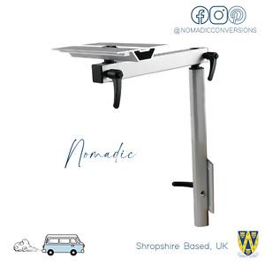 Swivel Nomadic, Lagun style table leg. Campervans, conversions, lorry & boat