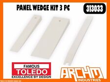 TOLEDO 313033 - PANEL WEDGE KIT - 3 PC - REMOVAL DOOR PANELS TIMBER TRIM PLASTIC