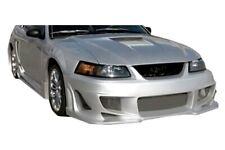 Kbd Body Kits V Spec Polyurethane Front Bumper Fits Ford Mustang 99-04