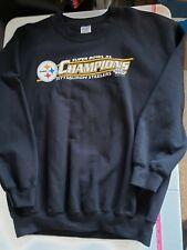 Vintage NFL Pittsburgh Steelers Super Bowl XL Sweatshirt SIZE LARGE