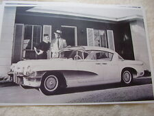 1955 CADILLAC LASALLE II 4DR HARDTOP CONCEPT CAR   11 X 17  PHOTO /  PICTURE
