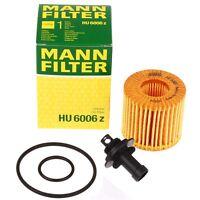 Original MANN FILTER HU6006Z Ölfilter TOYOTA