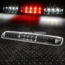 [2-ROW LED]FOR 99-07 SILVERADO SIERRA THIRD 3RD TAIL BRAKE LIGHT REAR CARGO LAMP