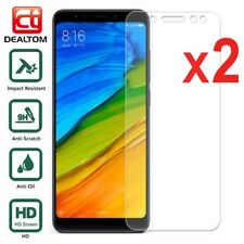 2Pcs 3D Tempered Glass 9H Screen Protector For XiaoMi Mi A2 / (Mi 6X) Phone