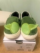 Star Wars Baby YODA Tiny Toddler Toms Shoes Toddler Size 7 CUTE ADORABLE NEW