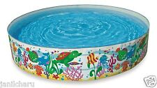 Kids Swimming Pool 5 feet for Kids and Adults for Home Garden Farmhouse