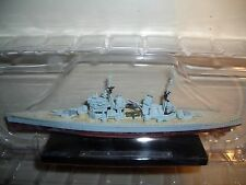 BDC04 BRITISH ROYAL NAVY BB HMS PRICE OF WALES BATTLESHIP DEAGOSTINI 1:1250 NEW