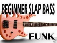 Beginners Funk Groove Slap & Pop Bass Guitar DVD Lessons. Time To Find Your Soul