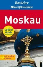 Reiseführer & Reiseberichte über Moskau im Taschenbuch-Format