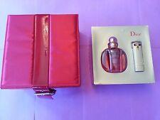Christian DIOR Dune EDT 2 Pc Set 1.7 oz (50 ml) + .25 OZ Purse Spray refillable