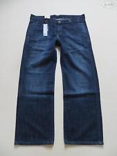 Faded Herren-Jeans im Relaxed-Stil mit mittlerer Bundhöhe und regular Länge