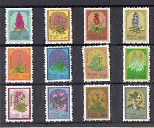 Portugal Flores Series del año 1981-83 (DY-209)