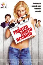 LA RAGAZZA DELLA PORTA ACCANTO  DVD COMICO-COMMEDIA