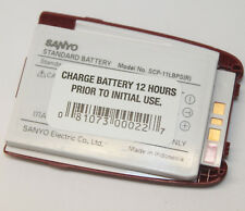 Oem Sanyo Scp-11Lbps-R Li-Ion Battery Pack 3.7 V 1500 mAh for Scp-8200 Cellphone