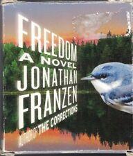 """FREEDOM"" A Novel by Jonathan Franzen - Unabridged AudioBook - 19 CDs - 25 Hours"