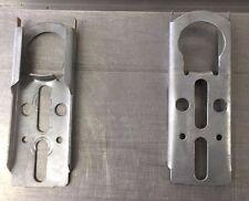 Kastenlager flach verzinkt Rolladen Mechanik Ersatzteil Neuteil 10 Stück Pack