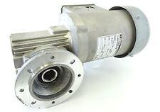 BAUER BS03 Getriebemotor Schneckengetriebe Motor 72U/min 0,25kW 3~ 25Nm BJ 2013