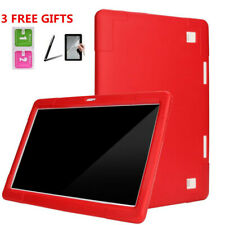 Universal Silicone Cover Case For 10 10.1 Inch Android Tablet PC + Pencils +Film