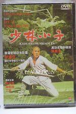 kids from shaolin jet le / wong chou yin ntsc import dvd