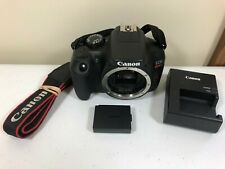 Canon EOS Rebel T6 18.0MP Digital SLR Camera - Black (Body Only)