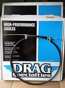 Drag Specialties Vinyl Clutch Cable 0652-1394 Harley Davidson Roadster Sportster