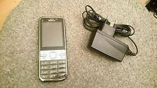Nokia  C5-00 - 5MP Grau (Ohne Simlock) Smartphone