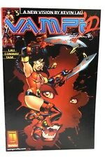 Vampi #5 Kevin Lau Limited Edition Variant Vampirella Harris Comics Comic F/F+