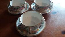 Unboxed Multi Saucer Royal Worcester Porcelain & China
