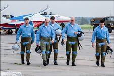 Russian Aviator Pilot Air Force MiG Su Anti-G Suit PPK-3K