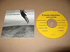 Freedy Johnson Can You Fly 13 track cd 1992