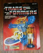 SEASPRAY - Transformers G1 Vintage Toy - Original 80's
