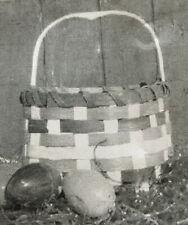 Basket Weaving Pattern Easter Delight by Basket of Joy