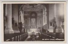 Northamptonshire postcard - All Saint's Church, Northampton - RP - P/U (A54)